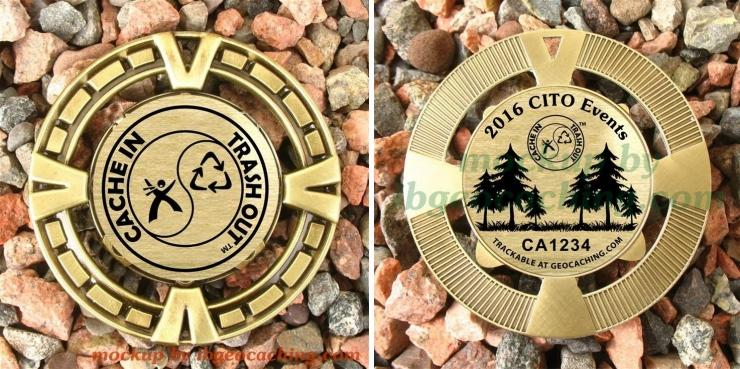 [Group Geocoin Mockup Image]