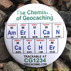 AmErICaN CaCHEr - The Chemistry of Geocaching