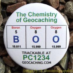 BOO - The Chemistry of Geocaching