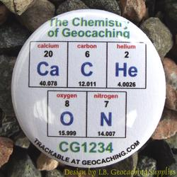 CaCHe ON - The Chemistry of Geocaching