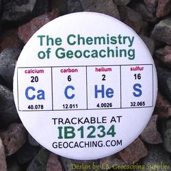 CaCHeS - The Chemistry of Geocaching
