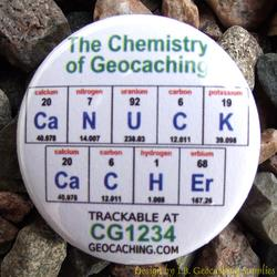 CaNUCK CaCHEr - The Chemistry of Geocaching