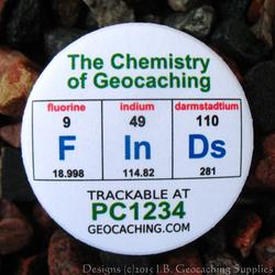 FInDs - The Chemistry of Geocaching
