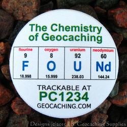 FOUNd - The Chemistry of Geocaching