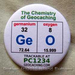GeO - The Chemistry of Geocaching