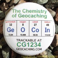 GeOCoIn - The Chemistry of Geocaching