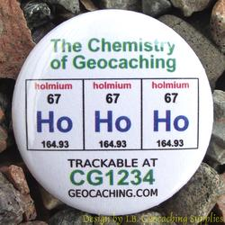 HoHoHo - The Chemistry of Geocaching