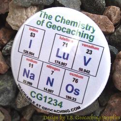 I LuV NaNOs - The Chemistry of Geocaching