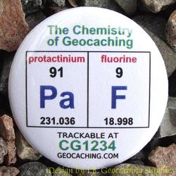 PaF - The Chemistry of Geocaching