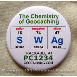 SWAg - The Chemistry of Geocaching