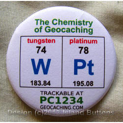 WPt - The Chemistry of Geocaching
