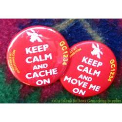 Keep Calm and Cache On - Satellite