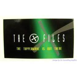 The G-Files Card