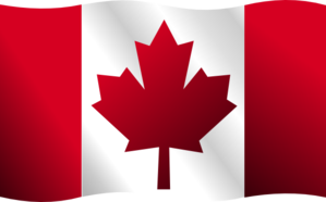 [Picture of Canadian Flag]