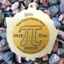 Pi Day 2018 Group Coin