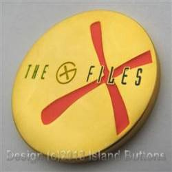 The G-Files - Satin Gold 10 Years Glow Geocoin