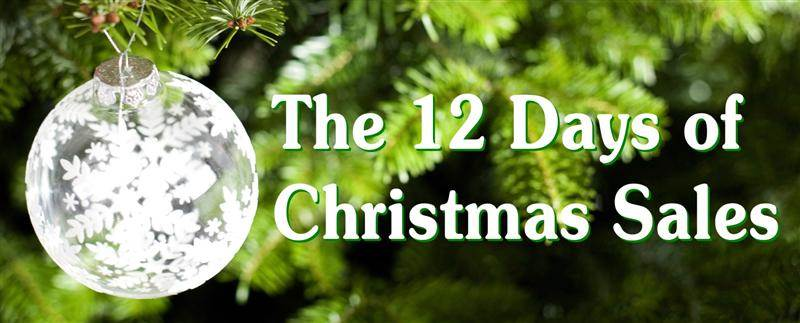 [12 Days of Christmas Sales]