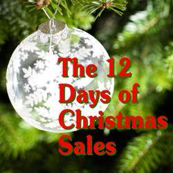 [The 12 Days of Christmas Sales]
