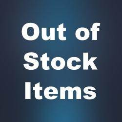 Out Of Stock Items