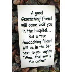 Good Geofriend Magnet