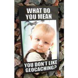 Meme Magnet - You Don't Like Geocaching?