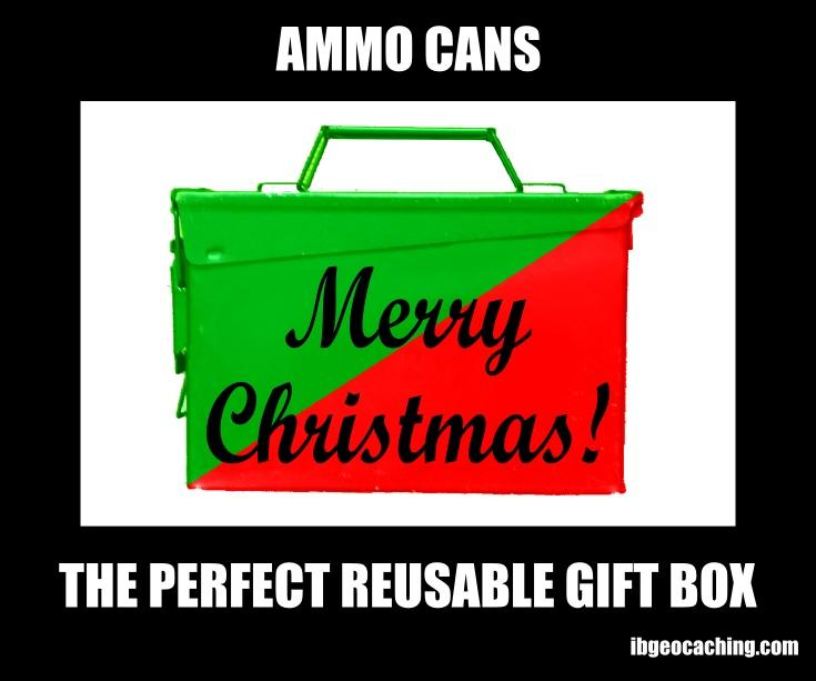 Ammo Cans - The Perfect Reusable Gift Box